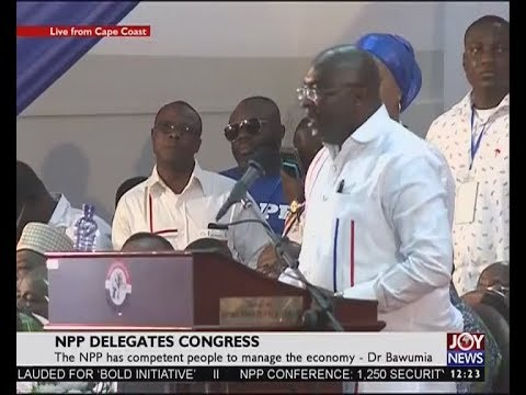 This is just the begin - Vice President @ NPP Delegates Congress