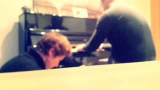 Kaganisso - Adoro ver-te ( Cover ao piano )