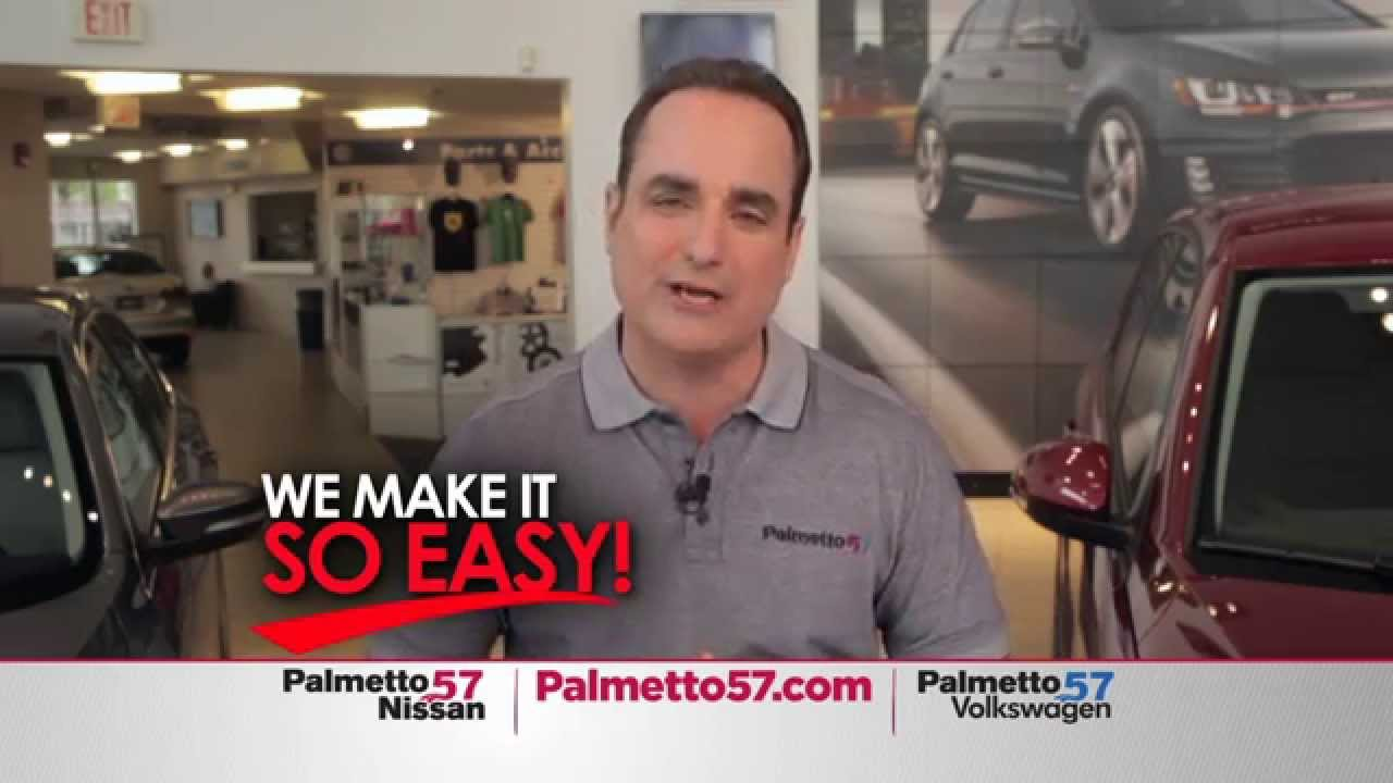 Welcome to Palmetto57 Nissan - YouTube