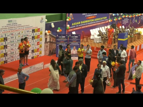Assam Badminton Association Live Stream 83rd Senior National Badminton Championship 2018-19 Final Mp3