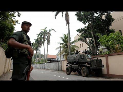 سريلانكا تعلن مقتل قائد التفجيرات الأخيرة وتبحث عن 140 شخصا على صلة بداعش…  - نشر قبل 2 ساعة