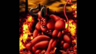 abuso verbal - Dinfunto podre a serviço de satã