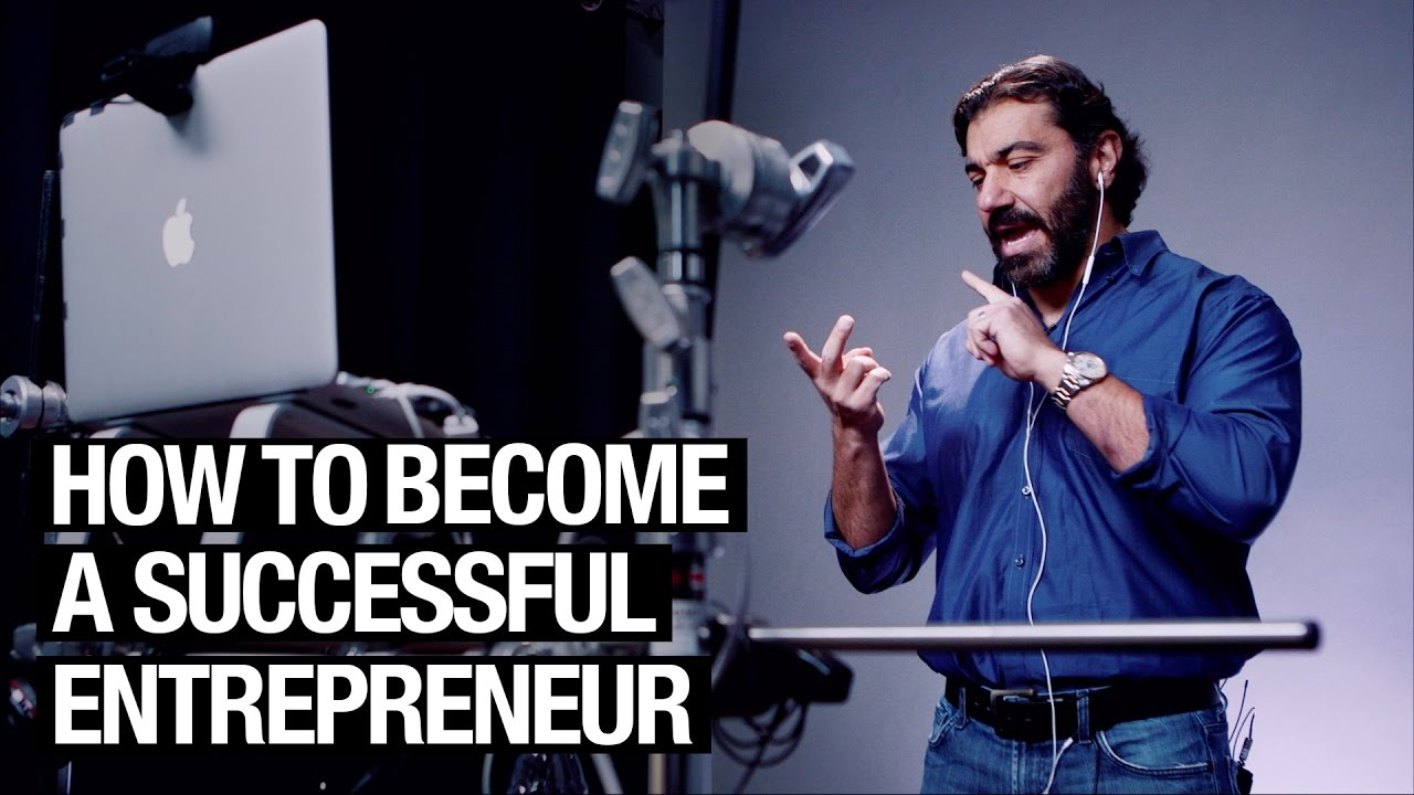 How To Become A Successful Entrepreneur  YouTube