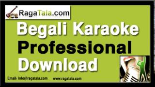Download Hindi Video Songs - E mon byakul jokhon tokhon - Bengali Karaoke - Nachiketa Chakraborty