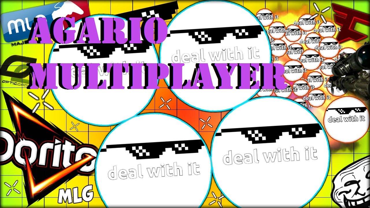 Agario Multiplayer