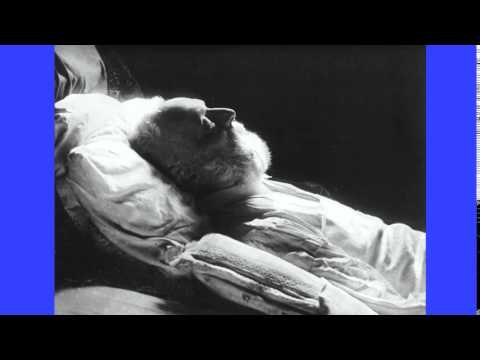 Ave, Dea, Moriturus Te Salutat, Victor Hugo