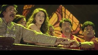 Chandrakala Movie Scenes - Chandrakala Like To Murali