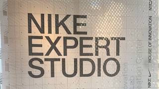 My walkthrough of Nike 5th Ave NYC & Nike Expert Studio