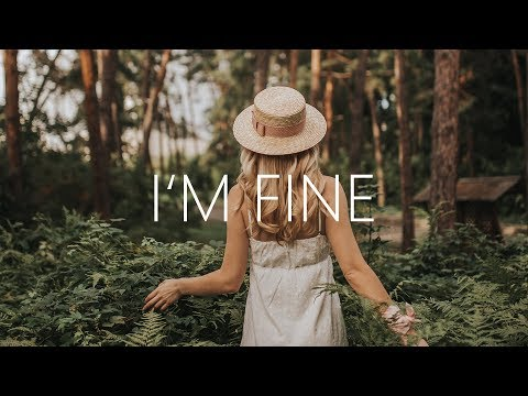 William Black - I'm Fine (Lyrics) ft. Nevve