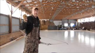 Archery form- The Vertical Line in Archery