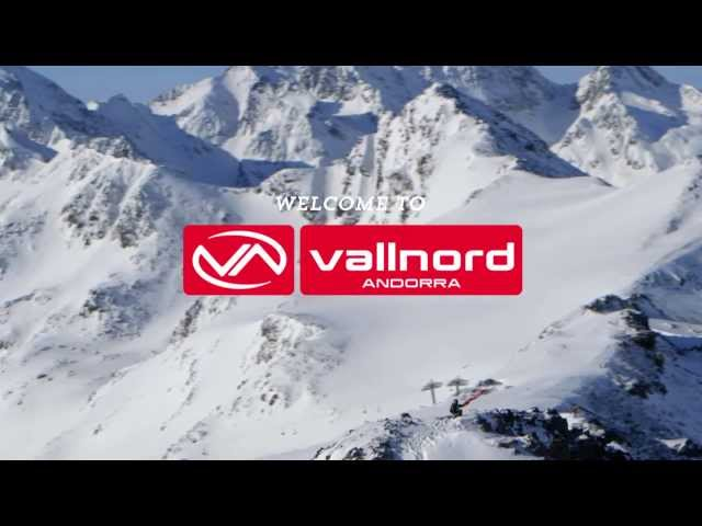 Welcome to Vallnord, welcome to the North!