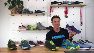HOKA ONE ONE Torrent 2019 trail running shoe