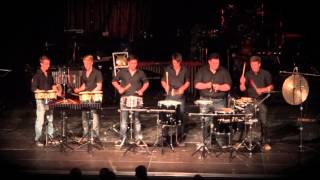"Hexagon Percussion - ""Night of the Drums"""