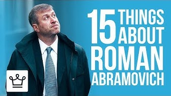 15 Things You Didn't Know About Roman Abramovich