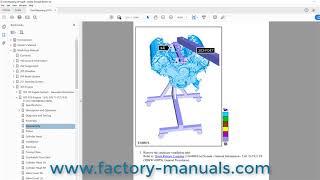 Ford Mustang 2019 service repair manual