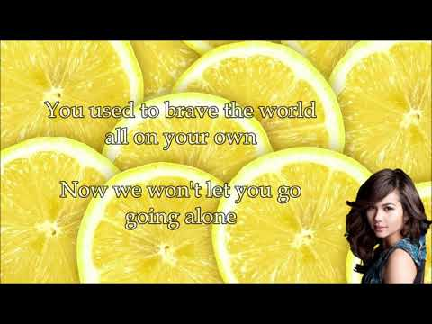 More than a band - Lemonade Mouth (lyrics)