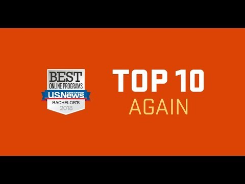 Ranked top 10 in the nation | Oregon State Ecampus