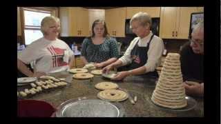 Kransekake 101, Norwegian Wedding Cake, Son Lodge 1-602