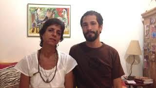 ELAA - Encontro Latino Americano de Ayurveda 2017 - Claudine Franco e Ricardo Balsimelli