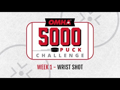 5000 Puck Challenge | OMHA Players Club