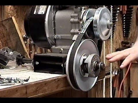 SUPER POWER! Predator 420cc & Honda Engine Torque Converter Quick Install -Part 5