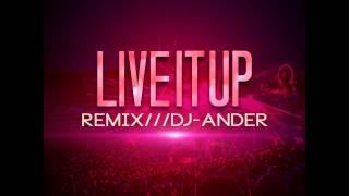 Live It Up - Jennifer Lopez Ft Pitbull (Remix DJ