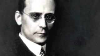 Anton Webern - Passacaglia op. 1