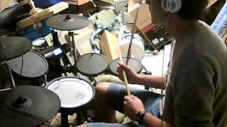 Papaoutai (Stromae) Drum Remix