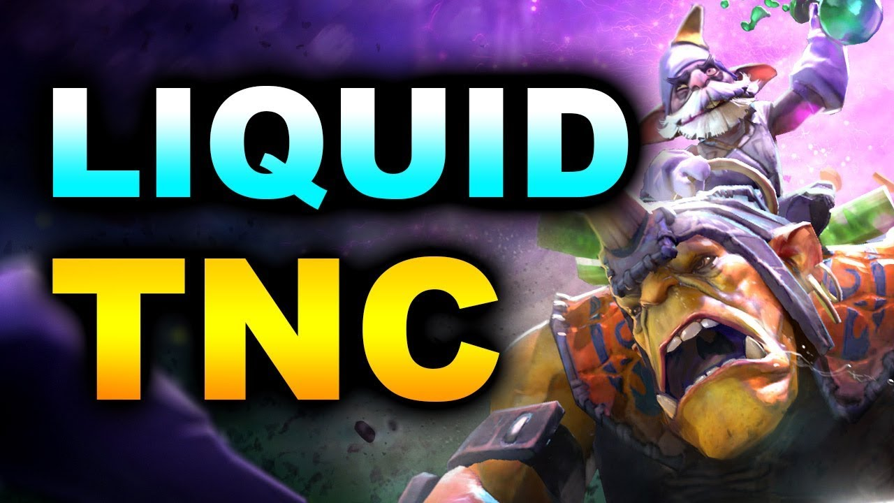 LIQUID vs TNC - CRAZY GAME! - ESL One Hamburg 2019 DOTA 2 thumbnail