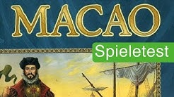Macao (Spiel) / Anleitung & Rezension / SpieLama
