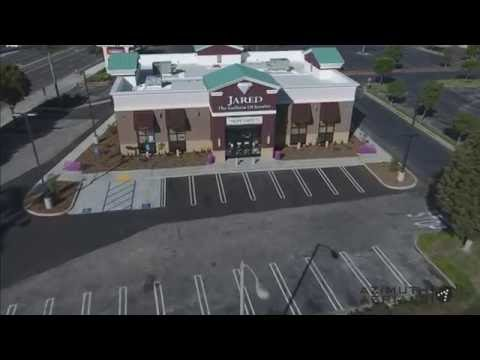 Skylapse™: Aerial 360 Degree Time-lapse - Jared Jewelry Store (0:42)