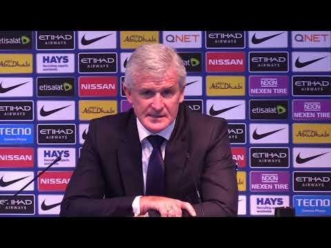 Hughes hails 'world-class' Man City