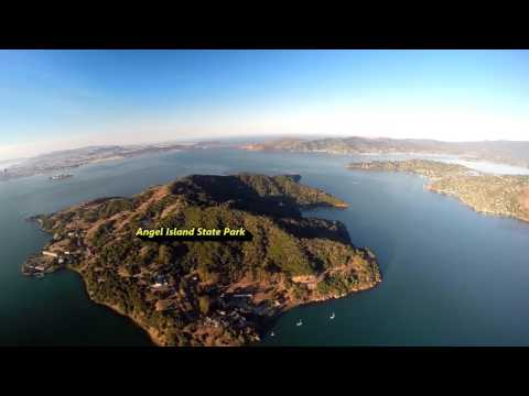Sunrise Flight over San Francisco, Golden Gate Bridge & North Bay Sites
