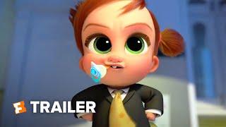 Босс-бэби: семейный бизнес-трейлер №2 (2021 г.) | Видеоклипы Трейлеры