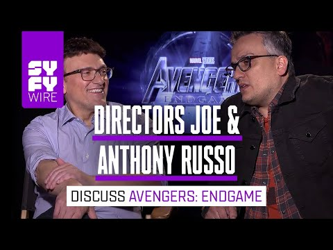 The Russo Brothers talk life after Avengers: Endgame