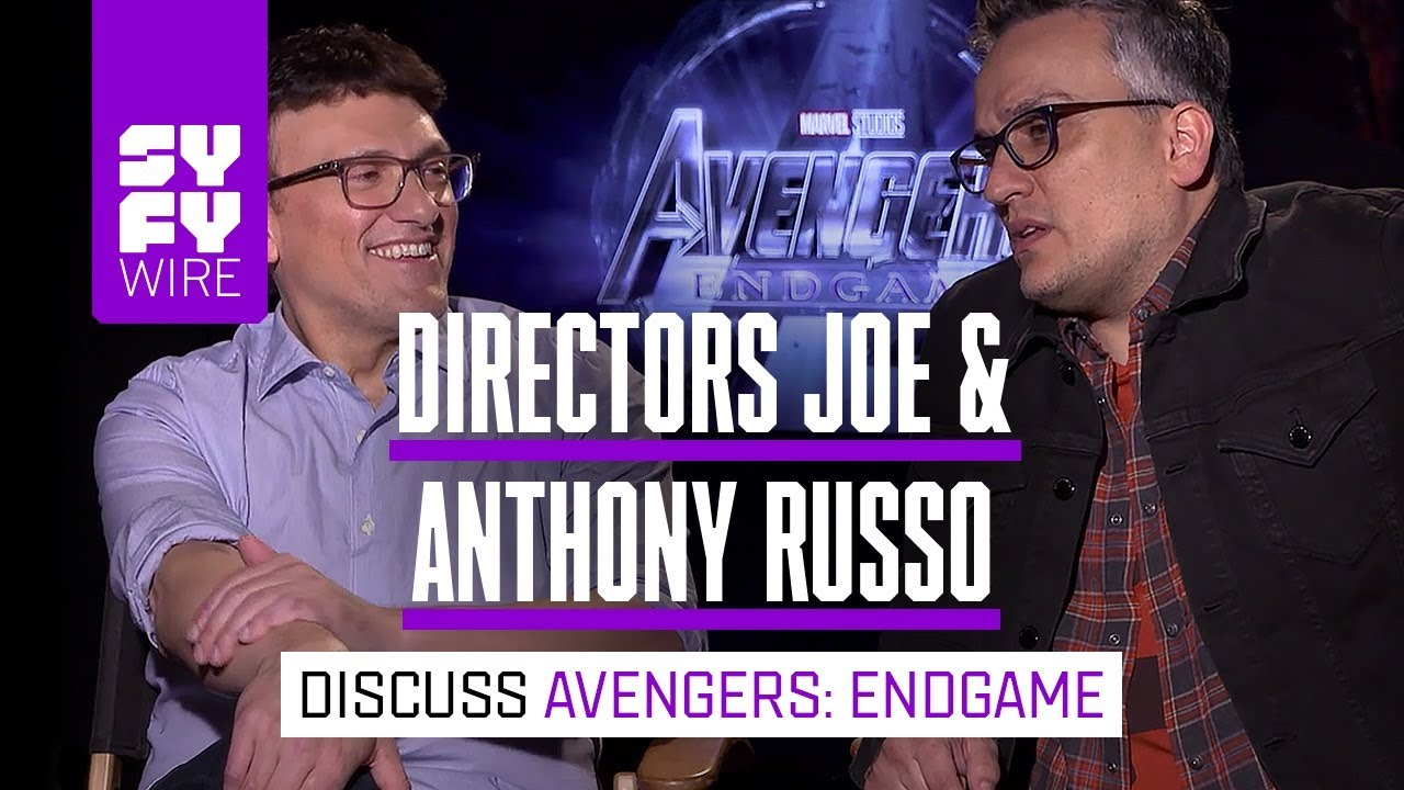 Russo Brothers Reveal The MCU Movies You Need To Watch Before Avengers:  Endgame | SYFY WIRE