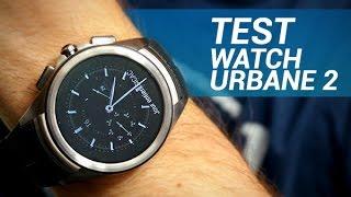 TEST : LG Watch Urbane 2, l'autonomie à tout prix - W38
