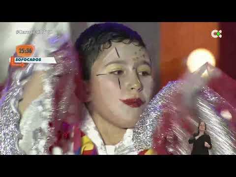 #CarnavalRTVC | Primera Fase De Murgas Infantiles Santa Cruz De Tenerife 2020