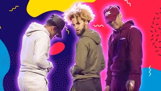 ayo teo bring the friendship bros together to perform at vidcons night of awesome