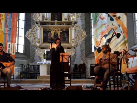 DING DINGO (Wedding on the roof) live on Rudolstadt Festival 2016
