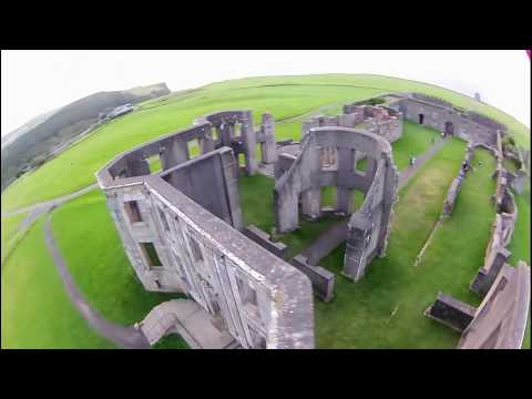 Before The Sun Sets !!!! (Kwad Kore Edition) FPV Freestyle Downhill Demesne