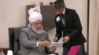 Bustan-e-Waqfe Nau Class: 20th February 2010 - Part 1 (Urdu)