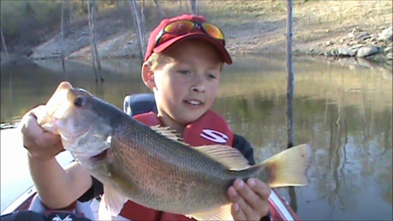 Get outside with henry 39 truman lake prespawn bass fishing for Truman lake fishing report