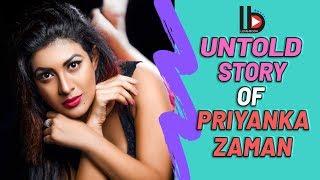Untold Story Of Priyanka Zaman | A Bangladeshi Model | Lens Book