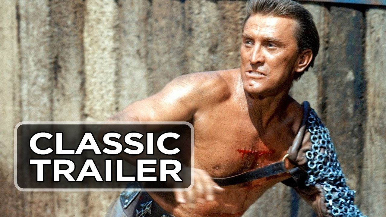 Laurence olivier spartacus quotes - Spartacus Official Trailer 1 Kirk Douglas Laurence Olivier Movie 1960 Hd