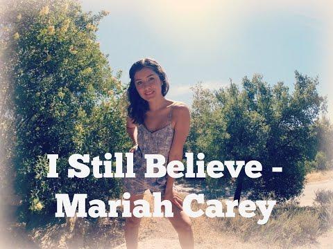Mariah Carey - I still believe (Raquel Cover)