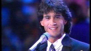 Sergio Dalma Bailar pegados Eurovisión