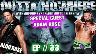 Outta Nowhere 33 - Adam Rose Interview - WWE News - PPV - Roman Reigns(, 2016-06-23T05:11:03.000Z)
