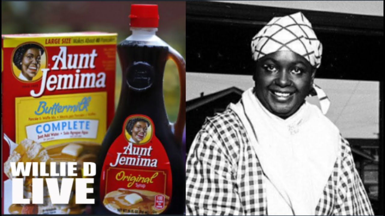 Aunt Jemima Relatives Want Reparations!