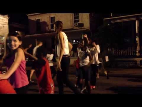Music on Main Street  Flemington Aug 2013 Dance